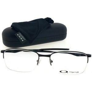 OX5100-0252 Men's Pewter Frame Eyeglasses